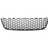 Mesh Type Front Lower Bumper Grill Grille For VW MK5 Golf GTI Jetta GT 2005-2009