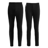 Women Men USB Powered Electric Heated Pants Winter Outdoor Hiking Heating Slim Leggings Warm Trousers