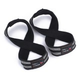 1 Pair Weight Lifting Hand Wrist Belt Protection Body Building Grip Strap Brace Band Gym Straps Weight Lifting Handwraps