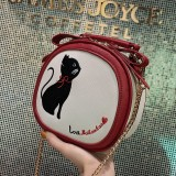 Women Fashion Cute Cat Handbag Shoulder Bag Crossbody Bag For Daily Date Shopping