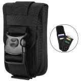 Xmund XD-DY36 Molle Tactical Phone Bag Card Holder EDC Gadget Bag Oxford Portable Waterproof Waist Belt Organizer