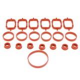 20PCS Intake Inlet Manifold Seal Gasket For BMW E87 E46 E90 E91 E92 E93 E39 E60 M57