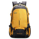 45L Climbing Backpack Waterproof Camping Hiking Rucksack Tactical Bag Women Men Travel Backbag