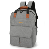 BACKPACK 15.6 inch USB Chargering Backpack Large Capacity Backpack Outdoor Waterproof Business Laptop Bag