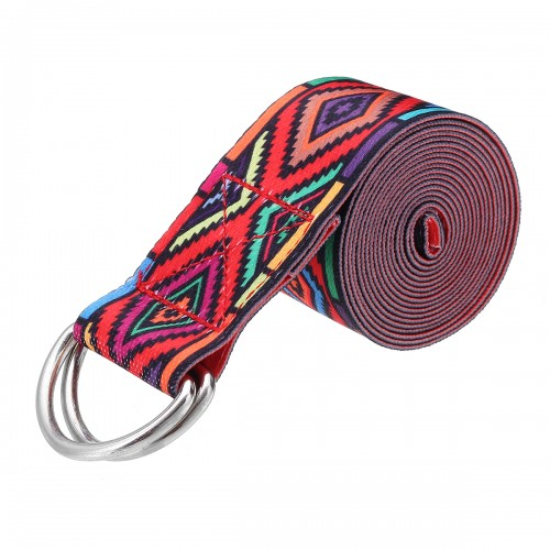 Stretching Belt With Stretching Ribs Eyanger Yoga Rope Rall Ranging Rope Stretching Belt Yoga Stretching Belt