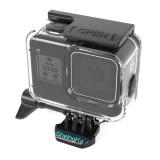 ShelngKa FLW-320 60m Waterproof Housing Protective Case For GoPro Hero 8 Black FPV Action Camera
