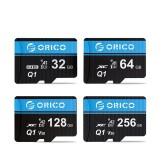 ORICO 32GB 64GB 128GB Class 10 High Speed TF Memory Card For Smart Phone Tablet Camera Speaker Drone Car DVR