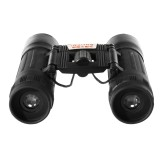 10×25 HD Wide-angle Mini Binocular Low-light Night Vision Telescope Hunting Traveling Binocular