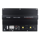 PA-80D 12V 1000W Car Audio High Power Amplifier Amp Board Powerful Subwoofer Bass Amp