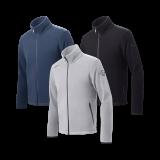 90FUN Men Fleece Coats Cardigan Warm Waterproof Jacket Sport Leisure From Xiaomi Youpin