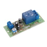 QF1023-A-10S Timing Relay Delay Switch Relay Delay Timer Switch Timing Relay 10S Adjustable