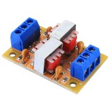 Stereo Audio Isolator Common Anti-interference Signal Noise Filter Computer Audio Current Sound Canceller