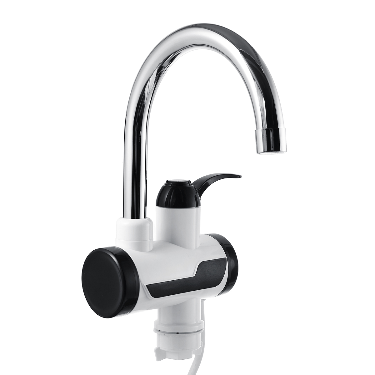 220V 3000W Instant Electric Faucet Tap Hot Water-Heater LED Display Bathroom Kitchen Faucet Tap Hot Water-Heater