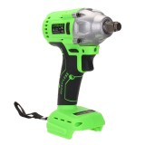 Cordless Impact Brushless Wrench Replacement For Makita Brushless 1/2in Electric Impact Wrench Body Only