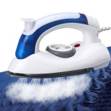 700W 220V Portable Folding Electric Steam Iron Adjustable Temp Traveling Clothes Steam Iron