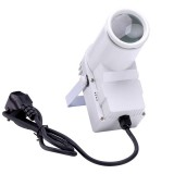30W RGBW LED Stage Light DMX512 Lamp Beam Remote Control Spotlight DJ Party KTV Bar AC90-240V