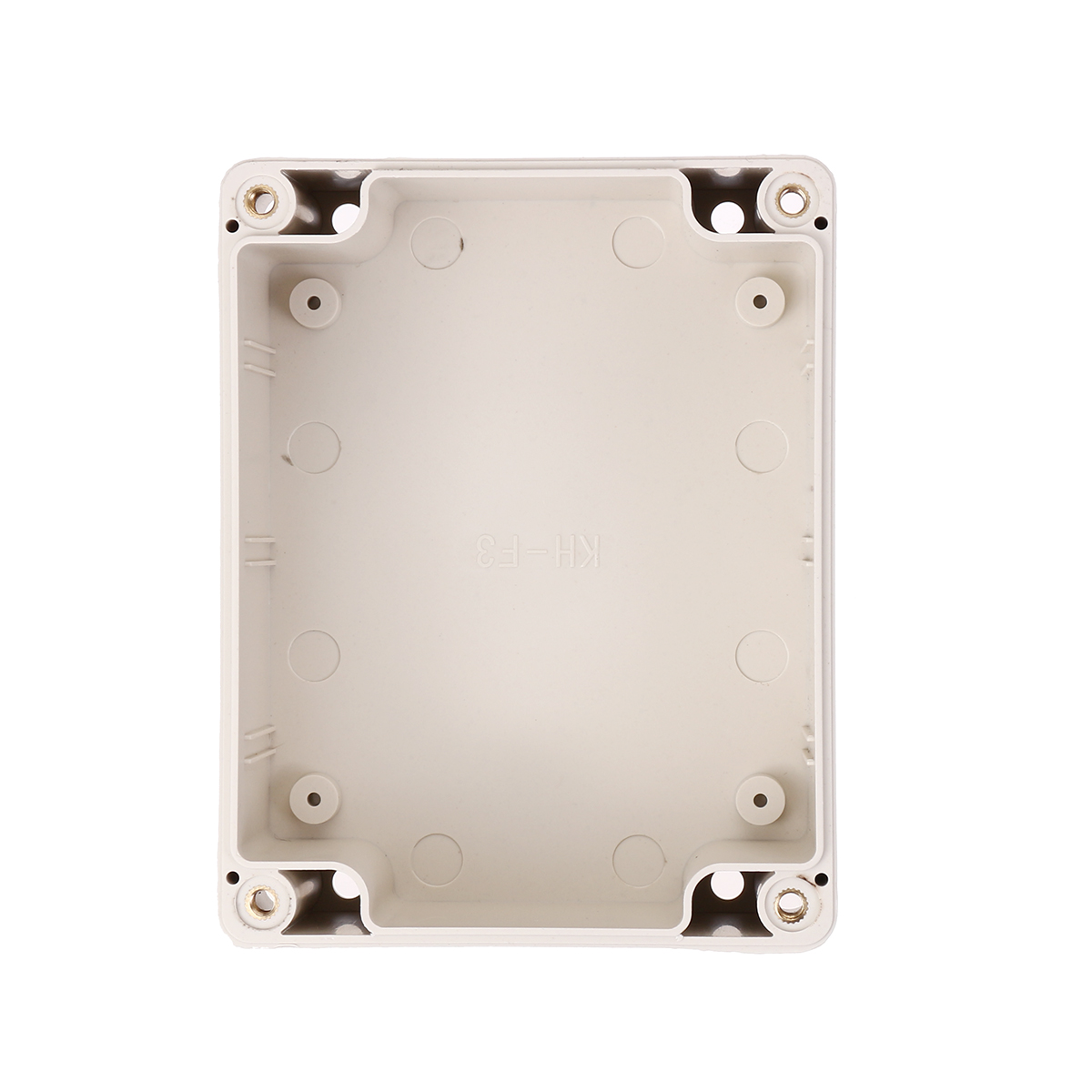 Plastic Waterproof Electronic Project Box Clear Cover Electronic Project Case 115*90*55mm