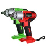 500 N.m Cordless Impact Wrench Rechargable Electric Wrench Driver With LED Lights Adapted to Makita Battery