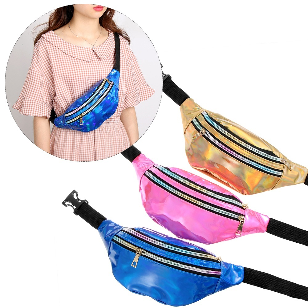 Multifunctional Chest Bag Outdoor Camping Traveling Crossbody Bag Waist Bag