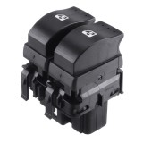 Electric Window Control Double Switch Button For Renault Clio II 1998-2014 8200060045