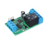 3pcs 2-in-1 12V RS232 TTL232 Relay UART Serial Remote Control Switch For Control Garage Car Motor