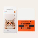 XIAOMI ZINK Pocket Printier Self-adhesive Photo Print Paper 20/50 sheets for XIAOMI 3-inch Mini Pocket Photo Printer