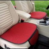 Four Seasons General Automobile Front Ice Silk Multicolor Seat Cushion