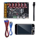 BIGTREETECH SKR Pro V1.1 Control Board 32 Bit ARM CPU + TFT35 V2.0 Touch Screen Smart Wifi Display Set for 3D Printer Part