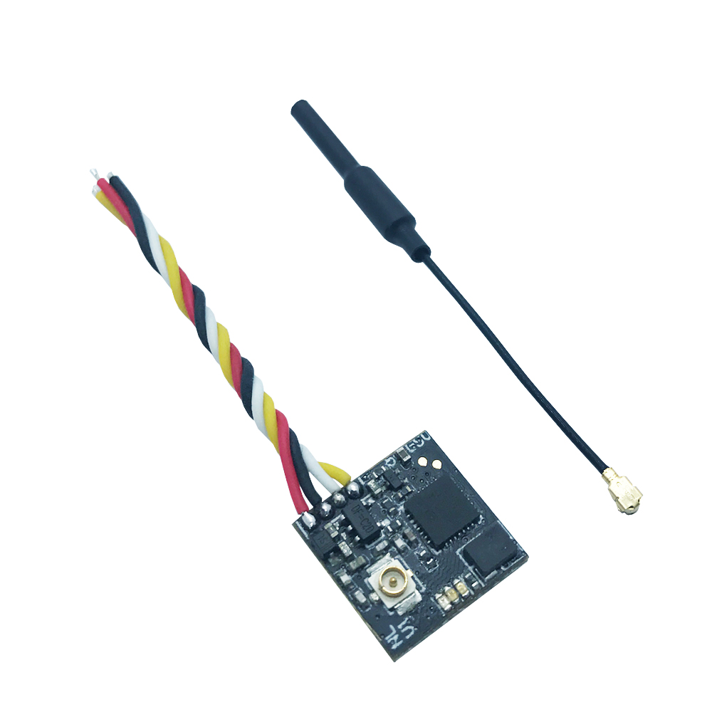 NameLessRC Nano400 VTX 5.8G 48CH PIT/25mW/100mW/200mW/400mW Switchable FPV Transmitter VTX for RC Drone