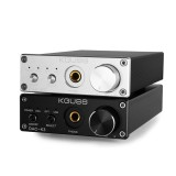 KGUSS DAC-K3 TPA6120 CS4398 2.0 MINI HIFI USB DAC Decoded Audio Headphone Amplifier 24BIT 192KHz OPA2134