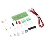EQKIT DIY Kit KA2284 Audio Level Indicator Suite Trousse Electronic Parts 5mm RED Green LED Level Indicating 3.5-12V