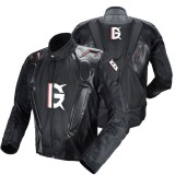 GHOST RACING Motorcycle Jacket PU Leather Racing Body Armor Protection Moto Motocross Off-road Clothing Protection Gear
