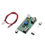 Microphone Pickup Microphone Amplifier Module Gain Adjustable Audio Amplifier Circuit AC Signal Amplifier Board