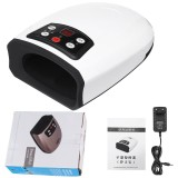 100-240V Electric Palm Hand Massager Acupressure Finger Relax Pain Relief Massage Care Therapy Beauty Machine