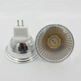 AC/DC12V GU5.3/MR16 COB 5W Warm White Cool White Non-Dimmable LED Bulb Spotlight for Ceiling Lighting