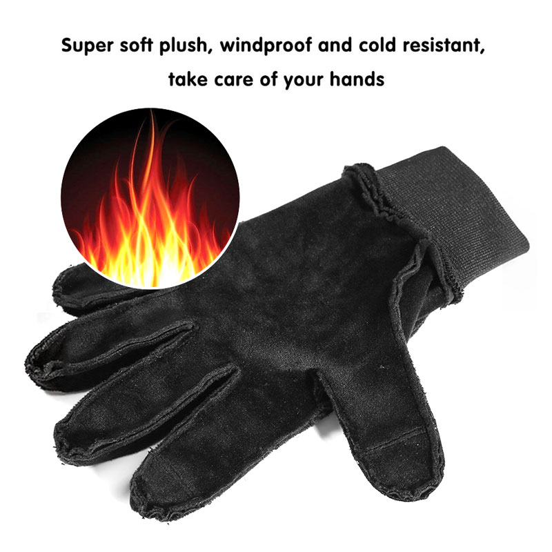 Touch Screen Waterproof Non-slip Gloves Winter Warm For Men Women Ski Snow Riding Sports