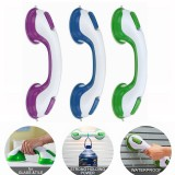 Grip Suction Cup Safe Helping Handle Bath Tub Bathroom Shower Grab Bar Handrail Door Handles