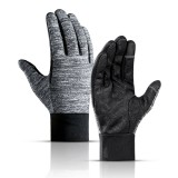 Touch Screen Non-slip Gloves Winter Warm Waterproof For Men Women Ski Snow Riding Sports