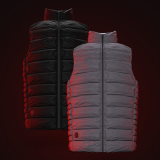 Xiaomi Youpin Down Jacket Cotton Smith 90Fun Down Jacket Vest Goose Down Smart Intelligent Heating