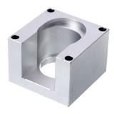 Machifit Aluminium Alloy Motor Mount Bracket Holder Fixed Base for Nema 23 Stepper Motor 57 Motor CNC Parts