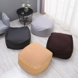 Single Sofa Cover Colorful Couch Bean Bags for Lazy Sofa Washable