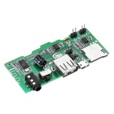 2x3W MP3 Decoder Board Wireless Bluetooth Audio Receiver Module U-Disk AUX FM TF Card MP3 Player