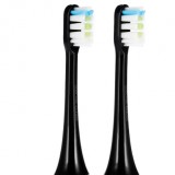 2PCs Replacement Toothbrush Heads Compatible for Soocas X1/X3/X5/V1 Soocare Electric Toothbrush