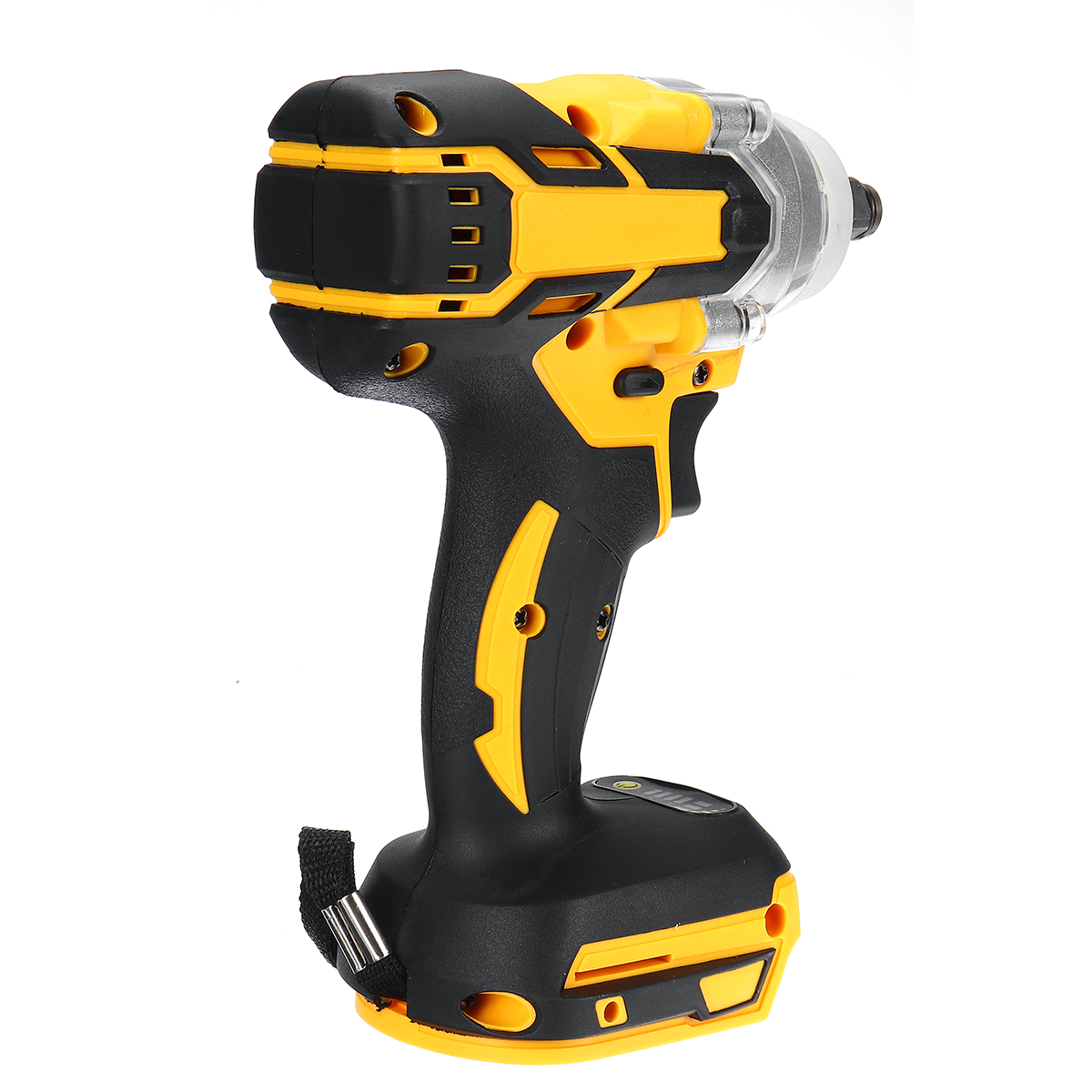 """520N.M 1/2"""" Torque Brushless Cordless Impact Wrench Replacement For 18V Makita Battery"""