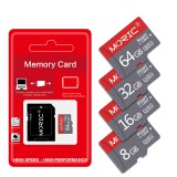 MORIC TF Card Memory Card 128GB 64GB 32GB High Speed TF Flash Card Memory TF SD Cards for Tablet camera mobile phone