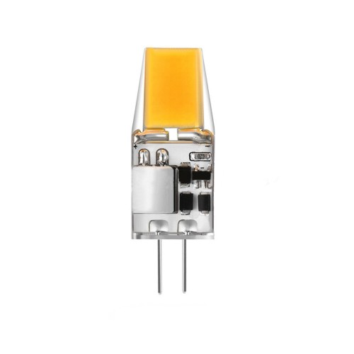 AC/DC12V 5W G4 Warm White Pure White 1508 COB No Stroboscopic Silica gel LED Light Bulb Indoor Home Lamp