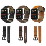 Bakeey 20MM Genuine Leather Watch Band for Amazfit GTS Smart Watch
