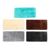 Soft Fluffy Rugs Anti-Skid Shaggy Area Rug Home Bedroom Floor Area Carpet