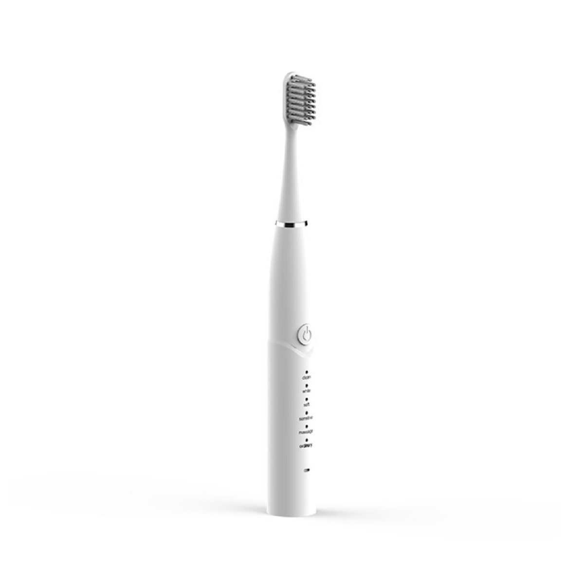 Electric Toothbrush Adult Household 6-gear Adjustable Whitening Waterproof Rechargeable Ultrasonic Toothbrush