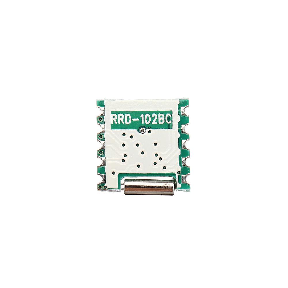 5pcs TEA5767 FM Programmable Low Power Stereo Radio Module RF Input Amplifier Clock Crystal Board 76Mhz 108Mhz Low Noise